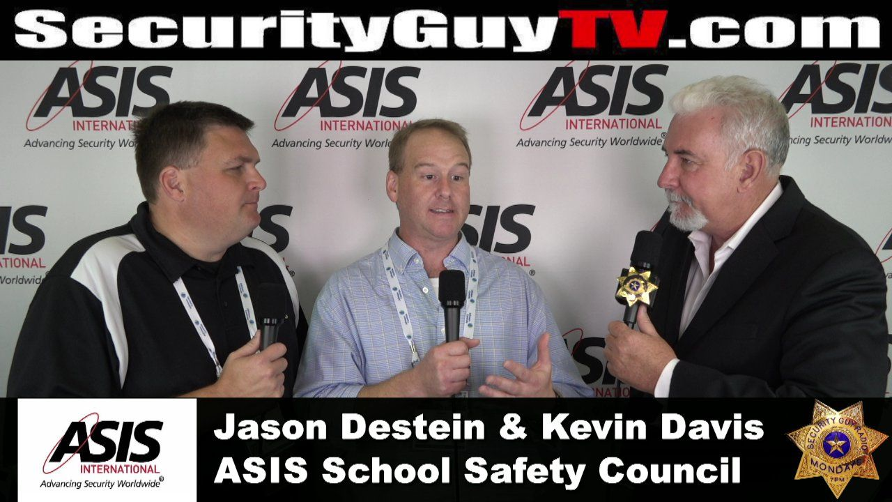 The ASIS International Security Expo, LIVE from Dallas