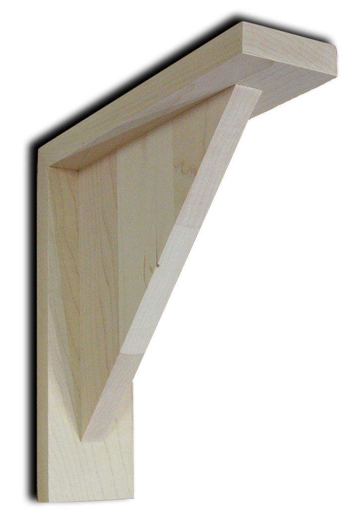 Wood Brackets For Countertops