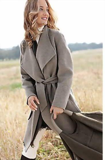 Women's Long Wool Dress Coats | Fashion Trends Women's Coats Long ...