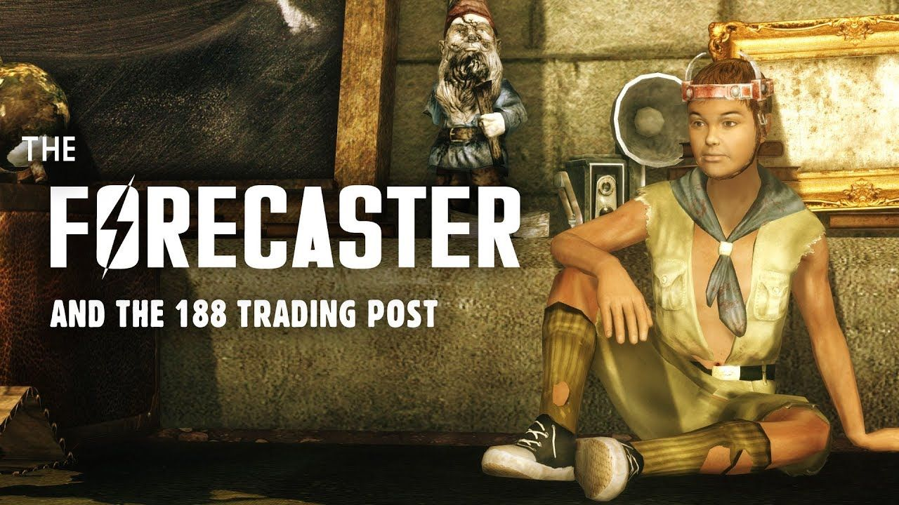 The Forecaster: Boy Psychic of the Mojave at the 188 Trading