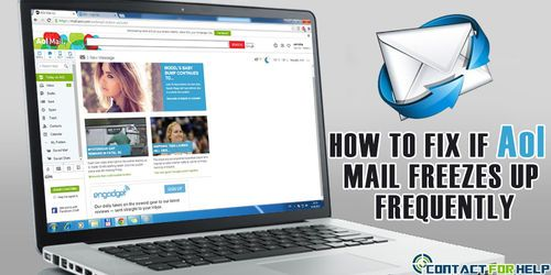 How to Fix if AOL Mail Freezes up frequently Aol email
