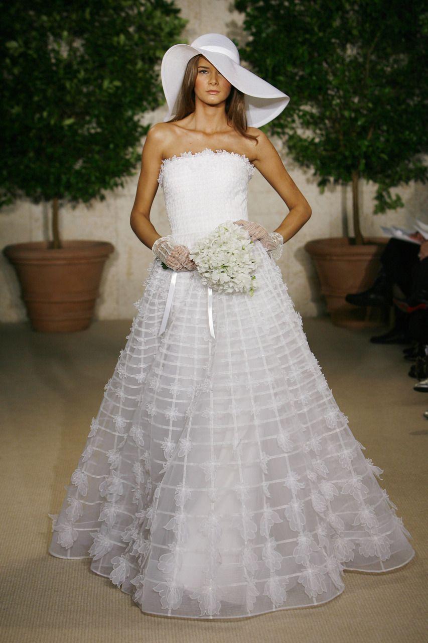 i will wear a big hat to my wedding