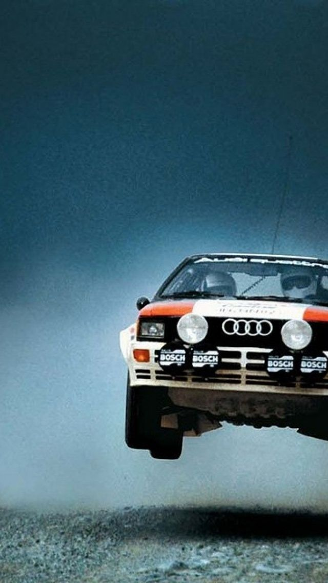 640x1136 Audi Quattro Rally Iphone 5 Wallpaper If Cars Can Fly