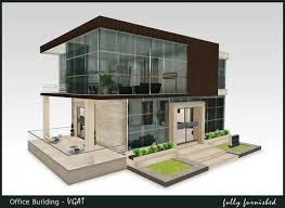 Small Modern Office Building Designs Google Search Office Building Architecture Building Exterior Building Design