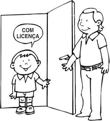 AMIGA DA EDUCAÇÃO.: PROJETO BOAS MANEIRAS!