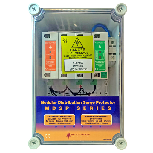 These Modular Distribution Panel Protectors For 3 Phase Power Systems Are Designed To Prevent Damage To Electrica In 2020 Protecting Your Home Modular Surge Protection