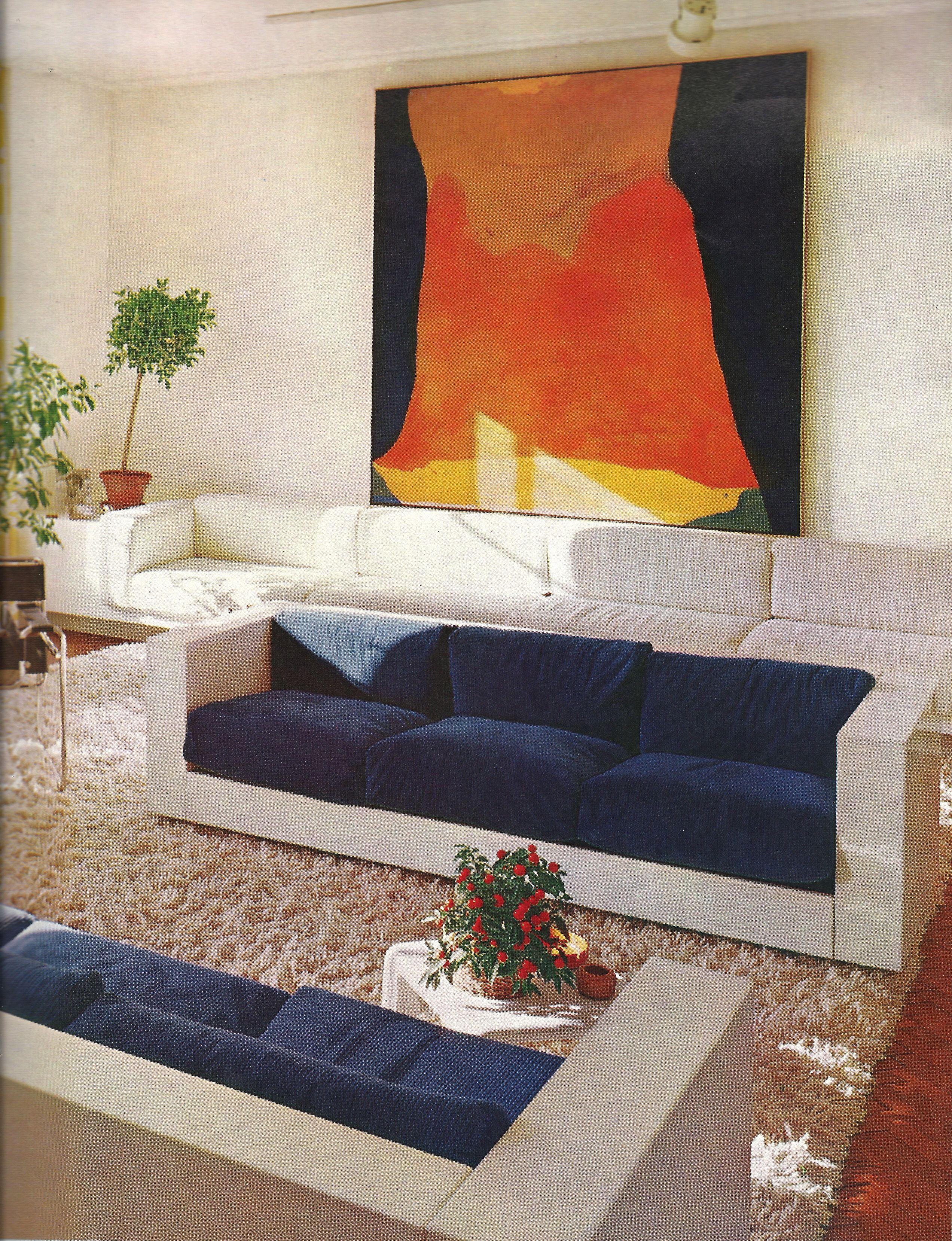 House garden 39 s complete guide to interior decoration for Garden design 1970s