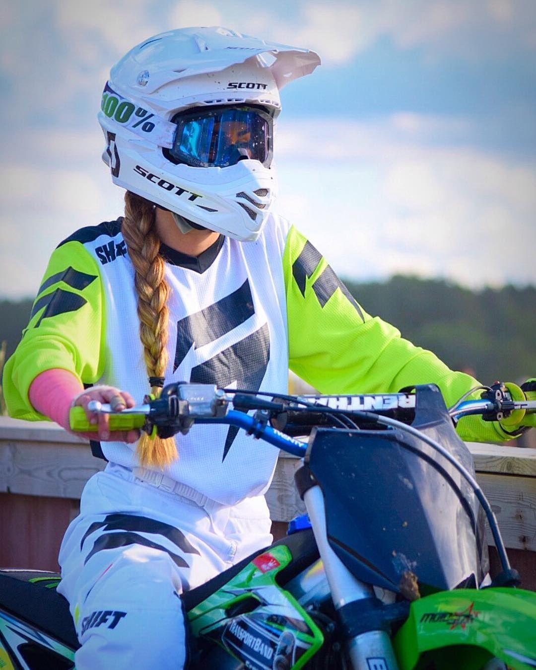 Pin By Aria On Free Style Dirt Bike Girl Motocross Girls
