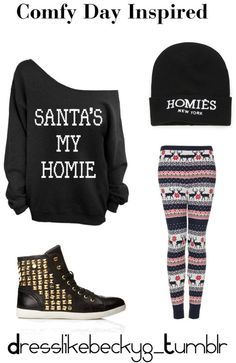 This is a becky g outfit that I like and is so my style