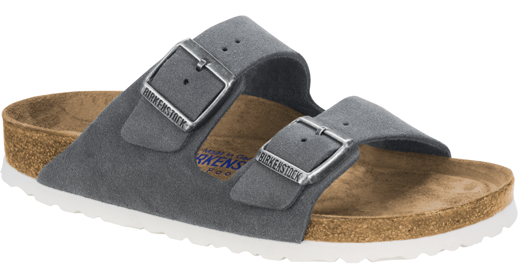 Birkenstock Arizona stone soft footbed