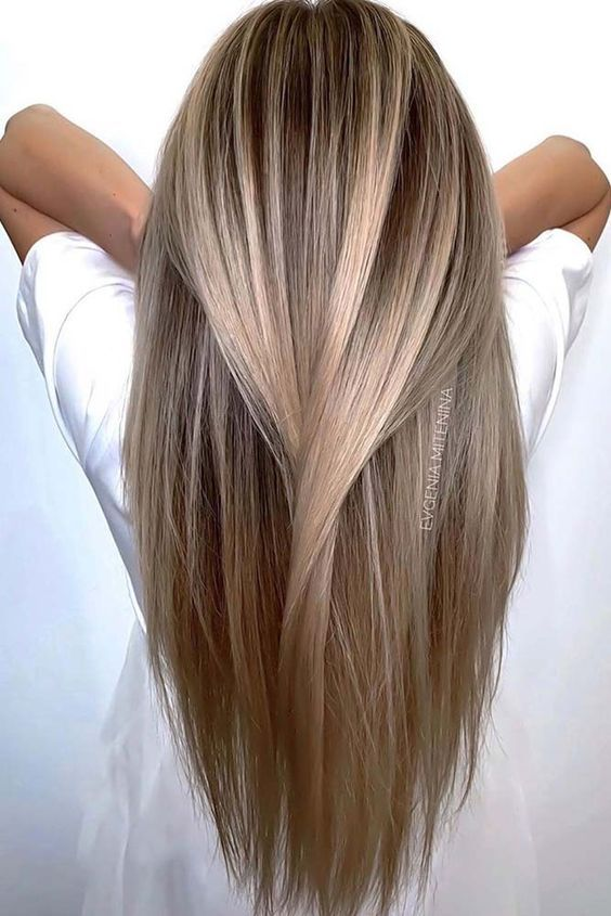 Do Layers Look Good On Straight Hair In 2020 Long Thin Hair Textured Haircut Haircuts For Long Hair Straight