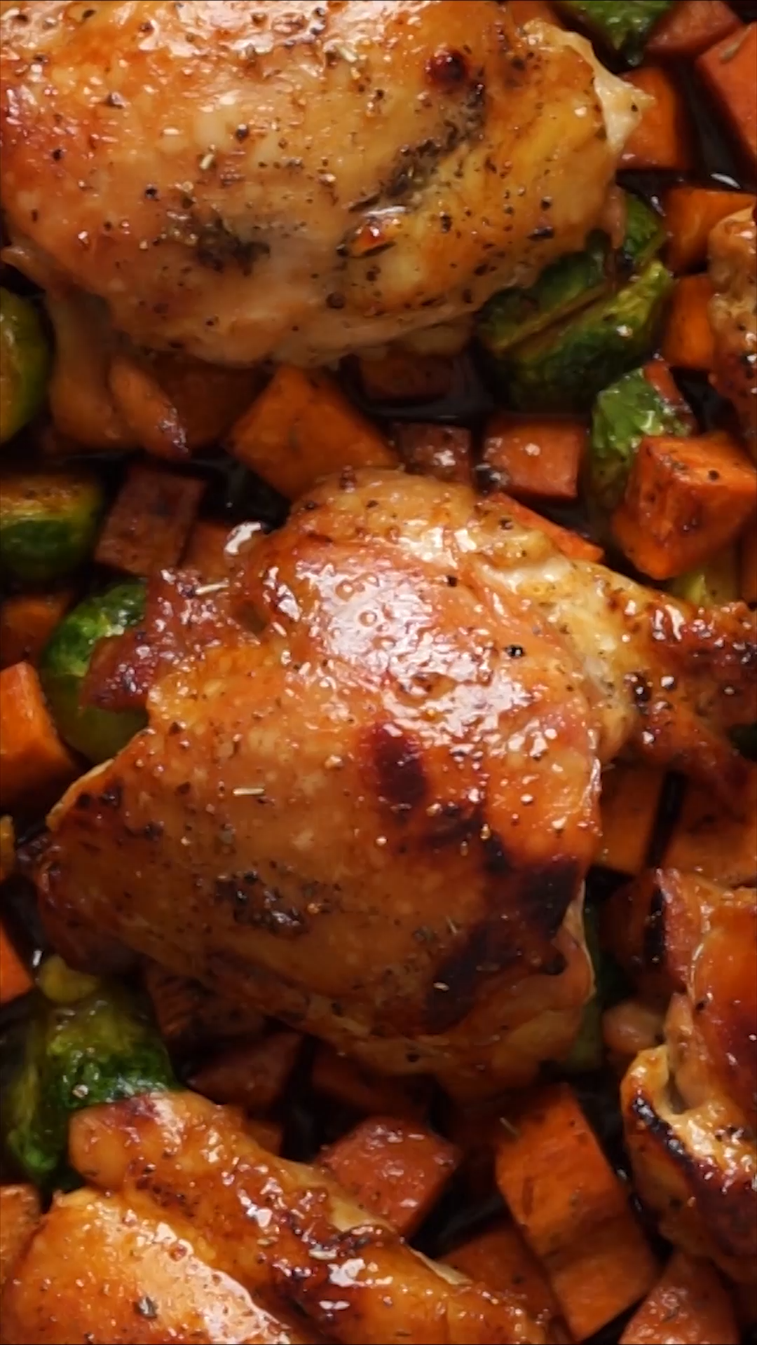Honey Glazed Chicken Skillet Recipe