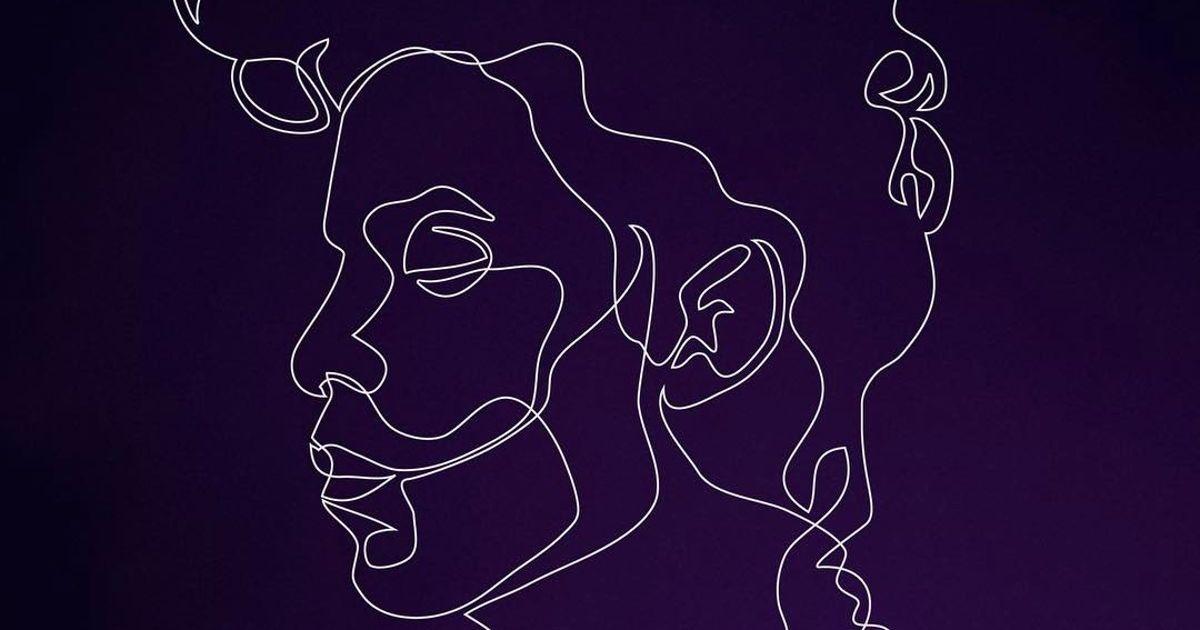 Single Line Drawing Artists : Artist creates beautiful mesmerizing drawings using a single line