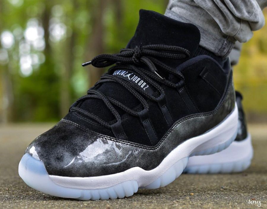 Air Jordan 11 Retro Low  Barons   f56103585