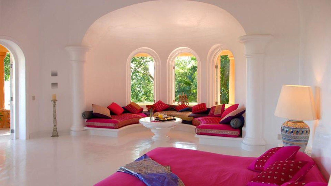 Hideaways On The Mexican Pacific Coast Cuixmala Hacienda De San Antonio And More Inviato Travel An Inspirational Luxury Moroccan Lounge Lounge Home Decor