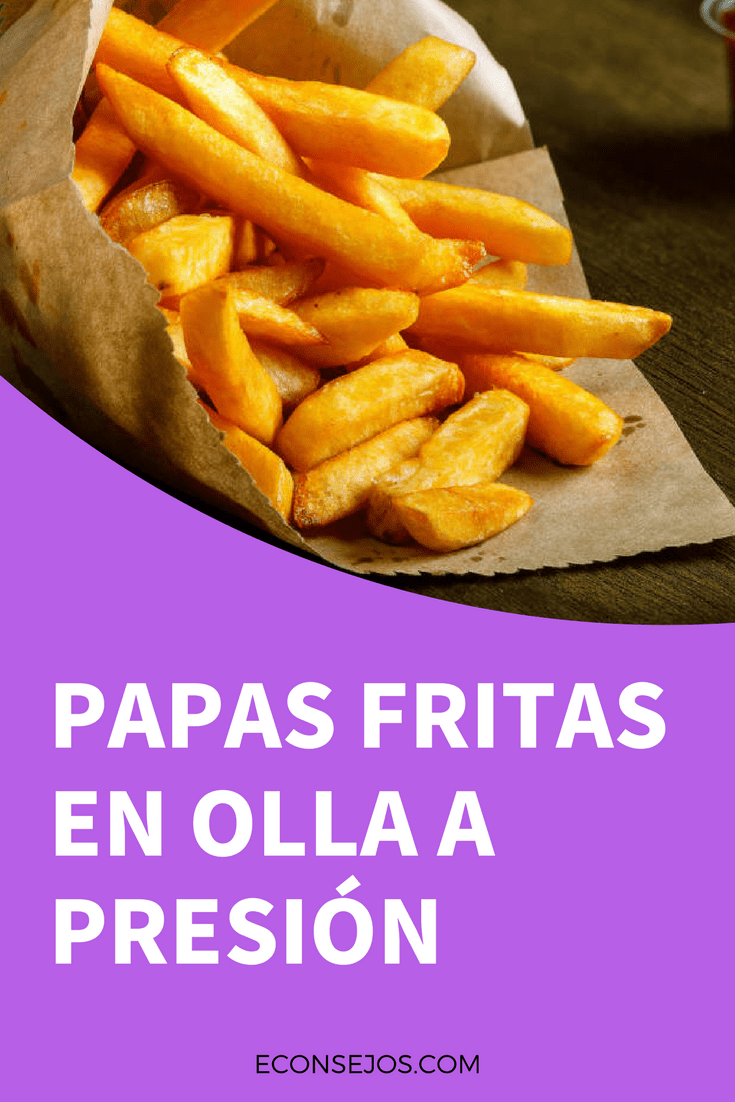 Image Result For Papas Fritas Caseras Informacion