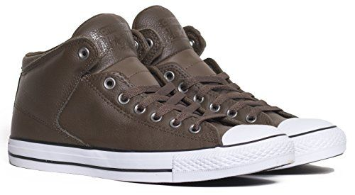Converse Mens Chuck Taylor All Star High Street Sneaker 8 Engine Smoke Brown      You can get additional details at the image link. 72349e07a