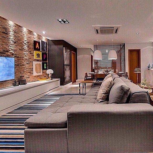 En #Panamá podrías tener una sala así, sólo tienes que... Inspírate con Gogetit!  In #Panama you could have a room like this, just... Get inspired with Gogetit!