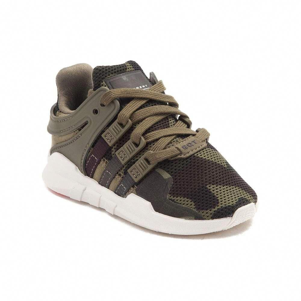 the latest 91b7c 732ca Toddler adidas EQT Camo Athletic Shoe ...
