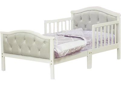 Harriet Bee Orey Toddler Bed Wayfair Toddler Beds Kids Wood Bed Toddler Bed