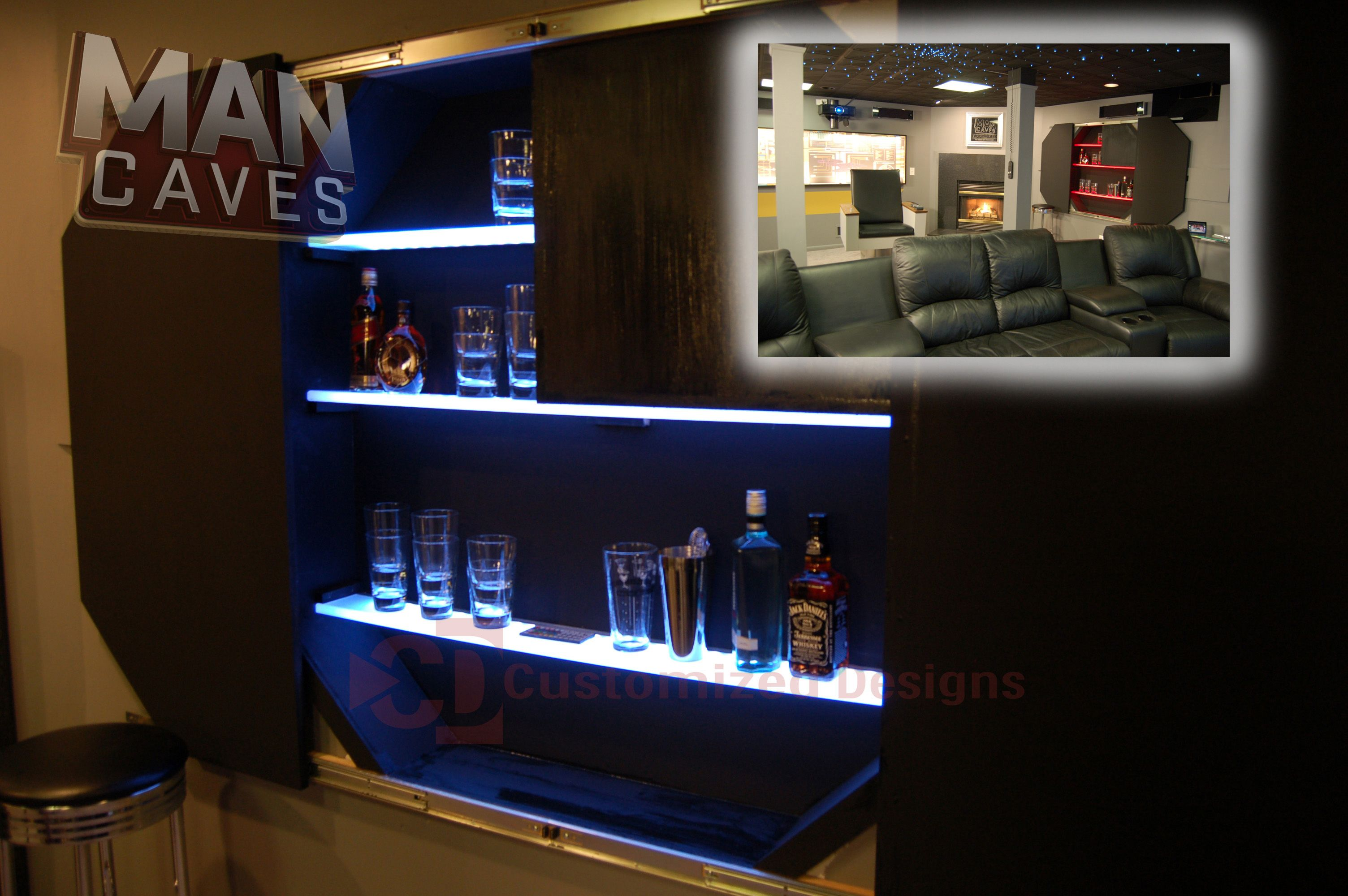 Man Cave Small Bar : Amazing hat rack ideas design for your sweet home man caves