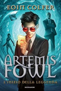 Artemis Fowl Decoding Your World Poster