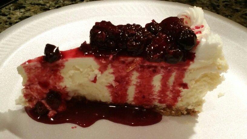Love thy cheesecake!