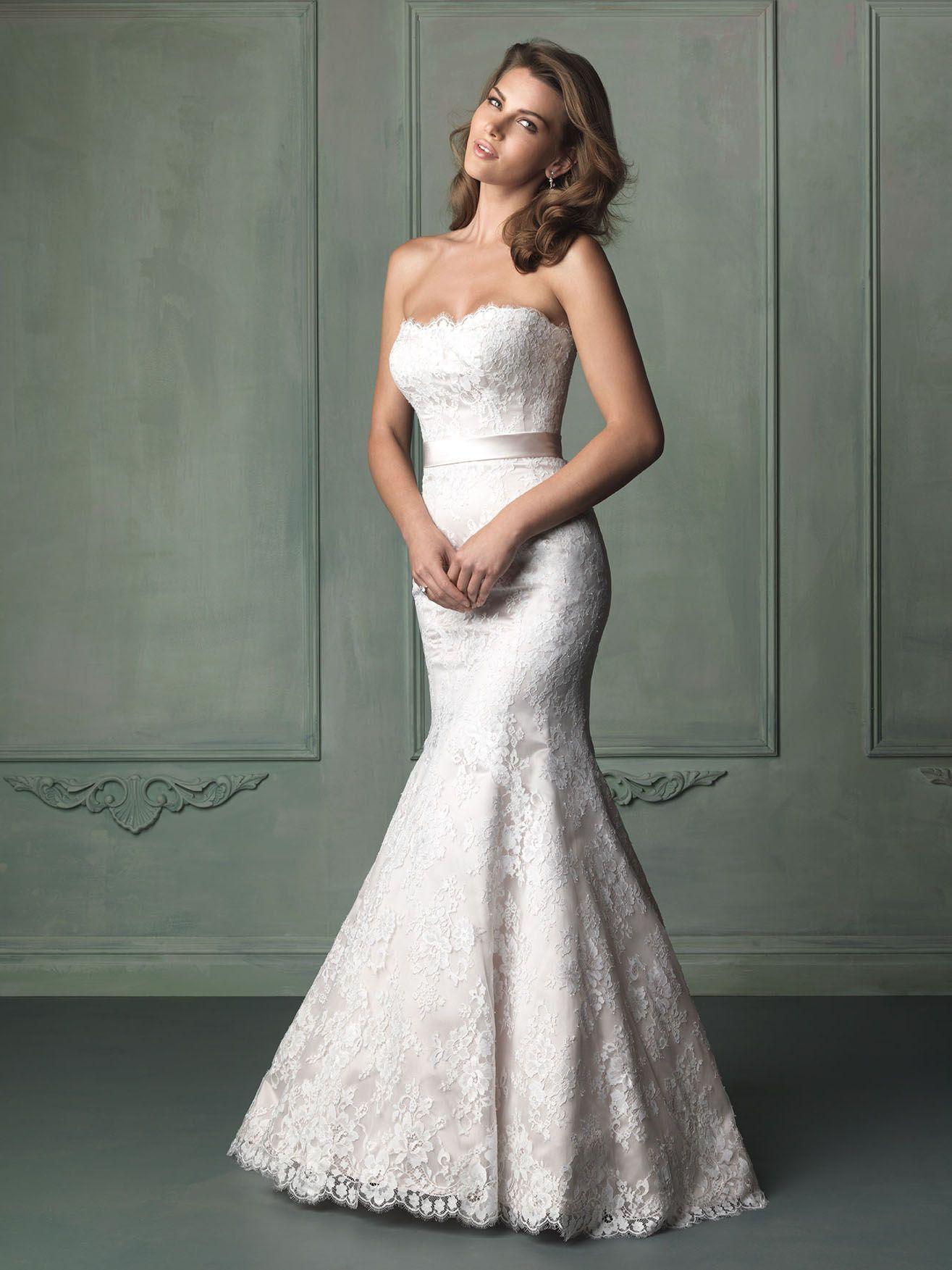 allure bride 9117 | Allure Bridals 9117 Wedding Dresses | Wedding ...