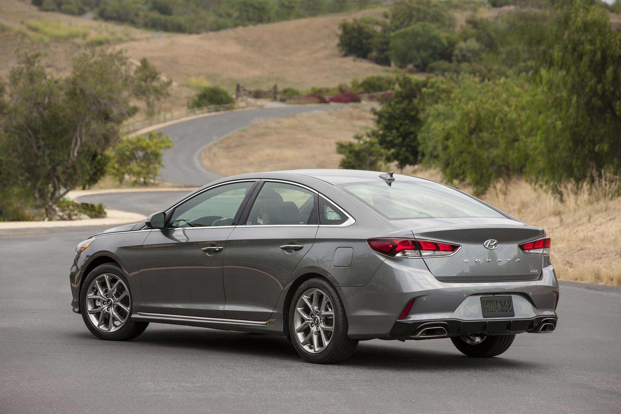 The 2018 Hyundai Sonata Hybrid Represents One Of Best Value For Money Choices