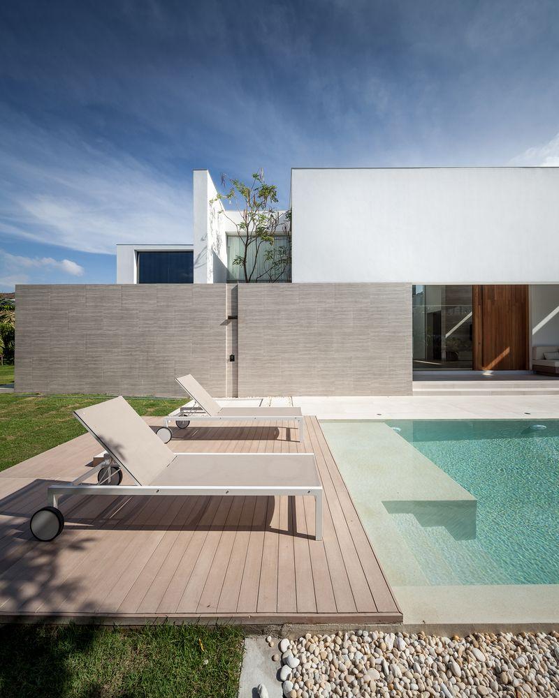 Archi In Casa Moderna pa house - archi-moze | arquitectura, casas, living
