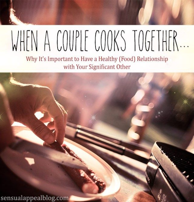 This Is What Happens When A Couple Cooks Together A Permanent