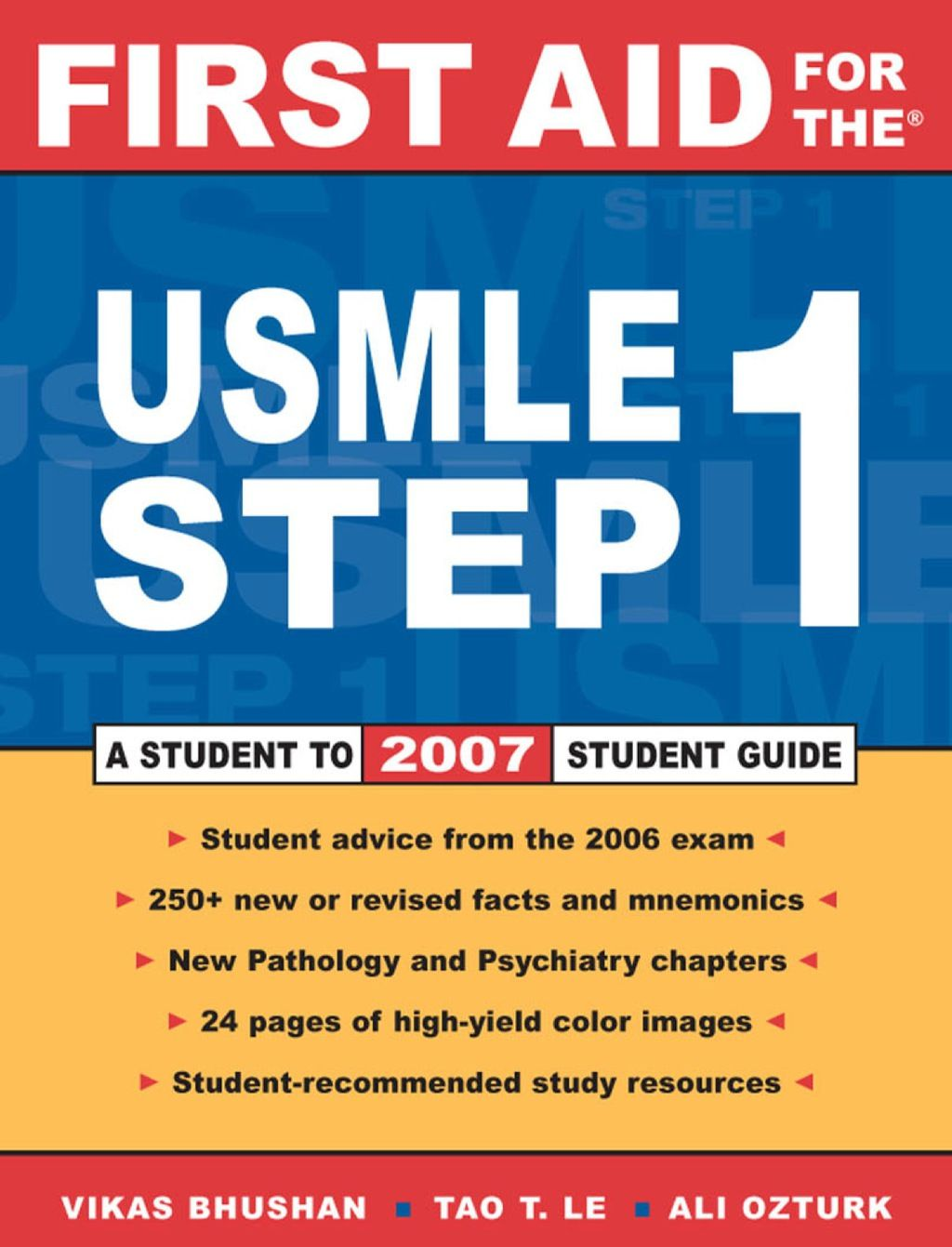 First Aid for the USMLE Step 1 (eBook) in 2019 | Products