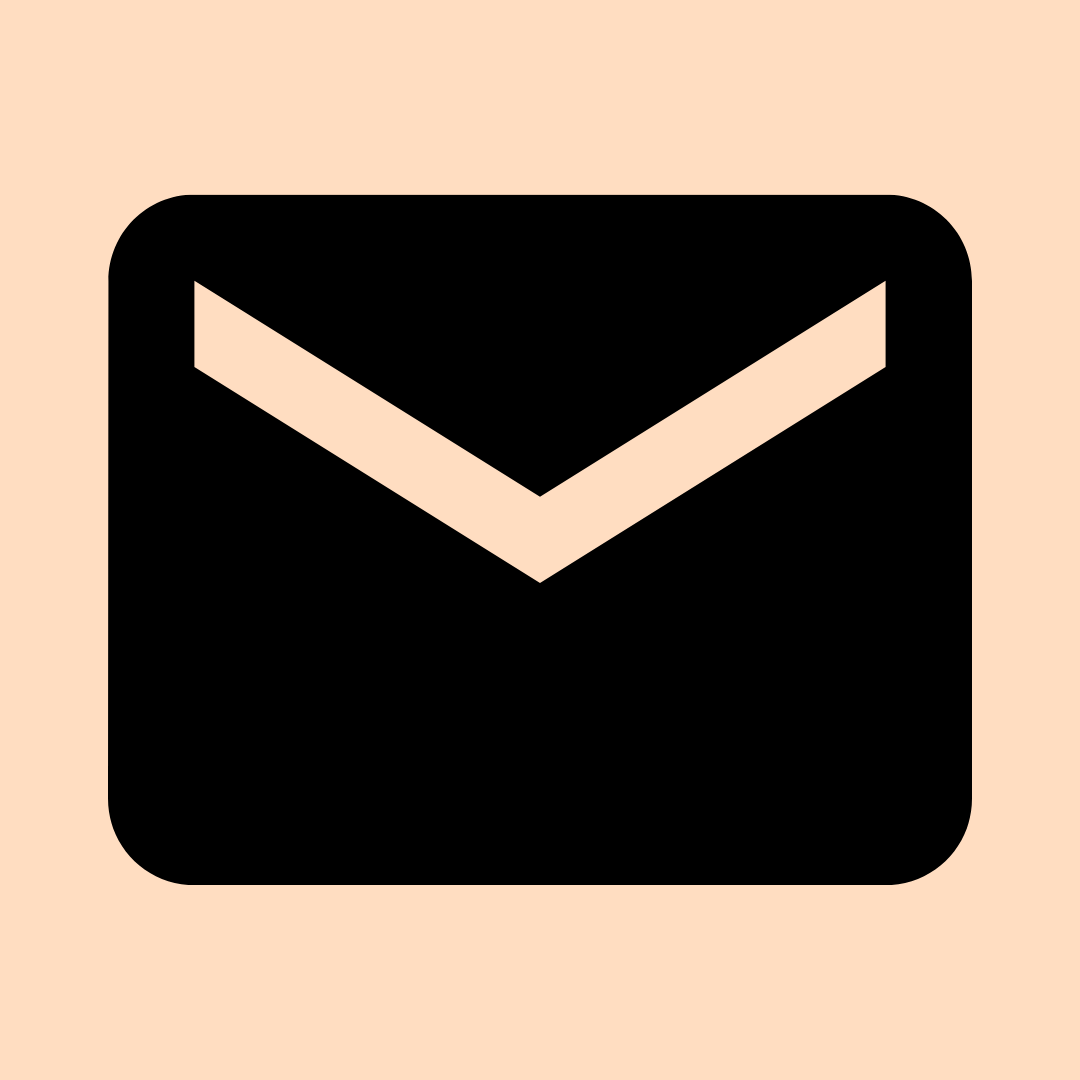 Beige Mail Icon In 2020 Iphone Icon App Icon Iphone Wallpaper Hipster
