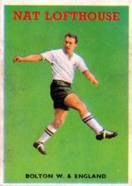 Nigel's Webspace - A&BC Chewing Gum - 1959/60, Footballer