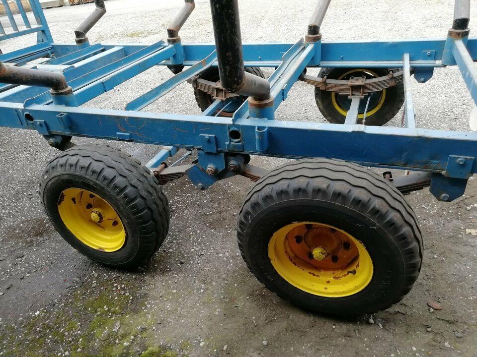 Kran eigenbau Rückewagen