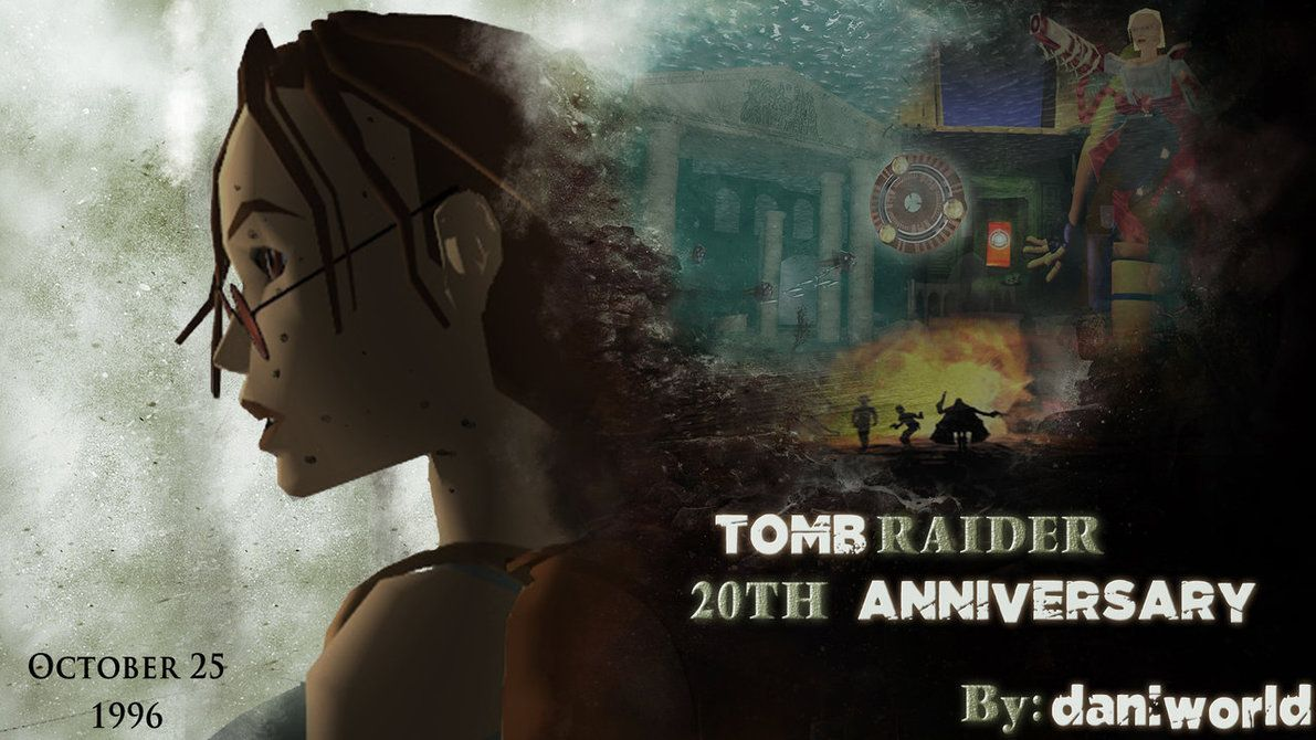 Rise Of The Tomb Raider Classic Edition Of 20th Anniversary