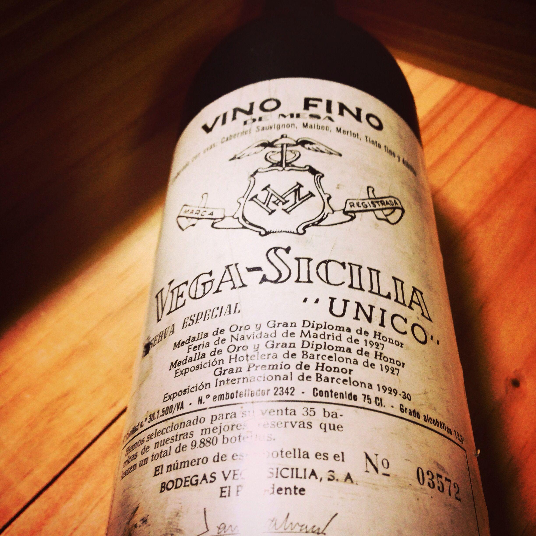 Vega Sicilia único Wines Winery Riberadelduero Yummy Vinos Exposiciones Y Premios