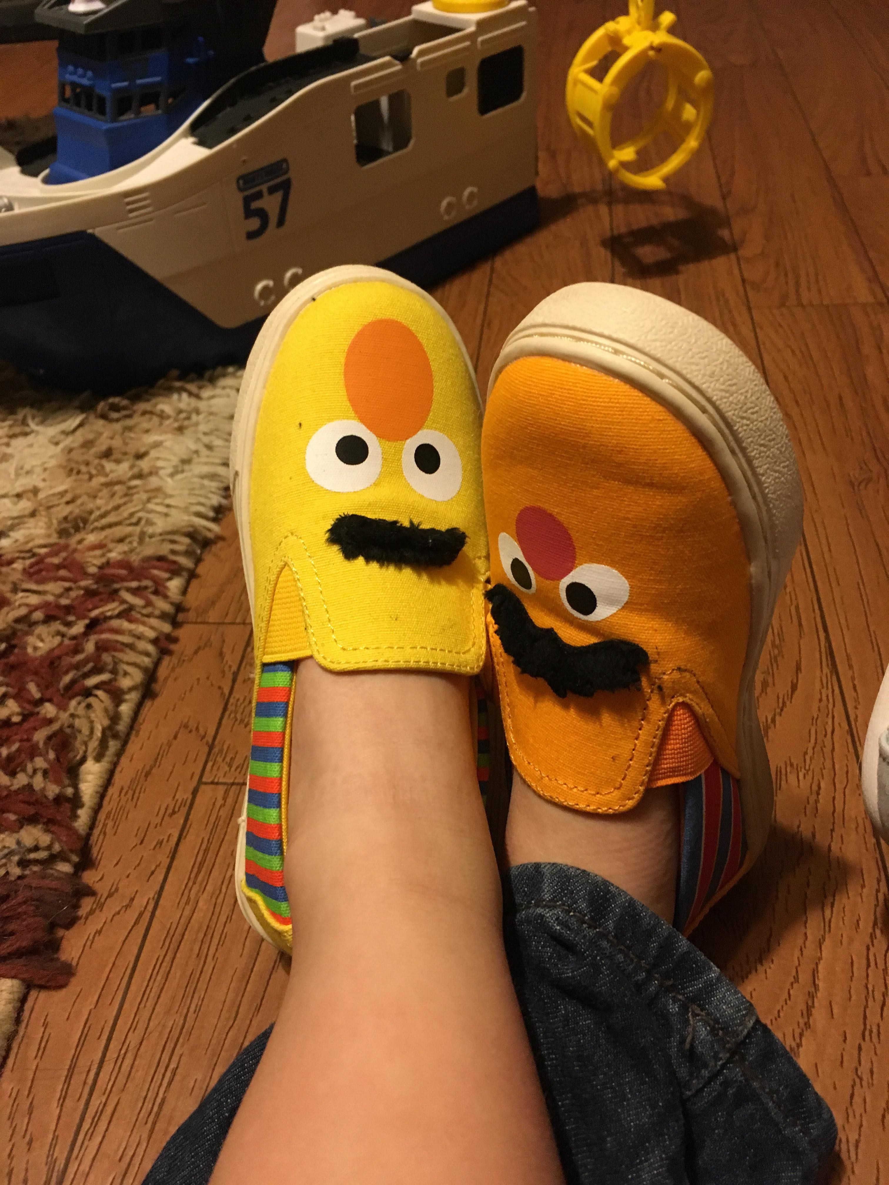 3f942d5410f Mommy And Me Sesame Street x TOMS Shoes
