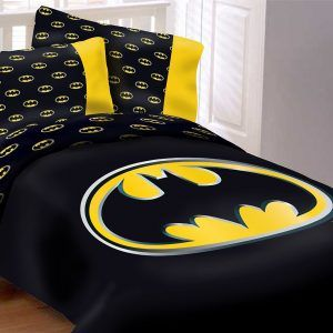 Superbe Batman Bedroom Set Full