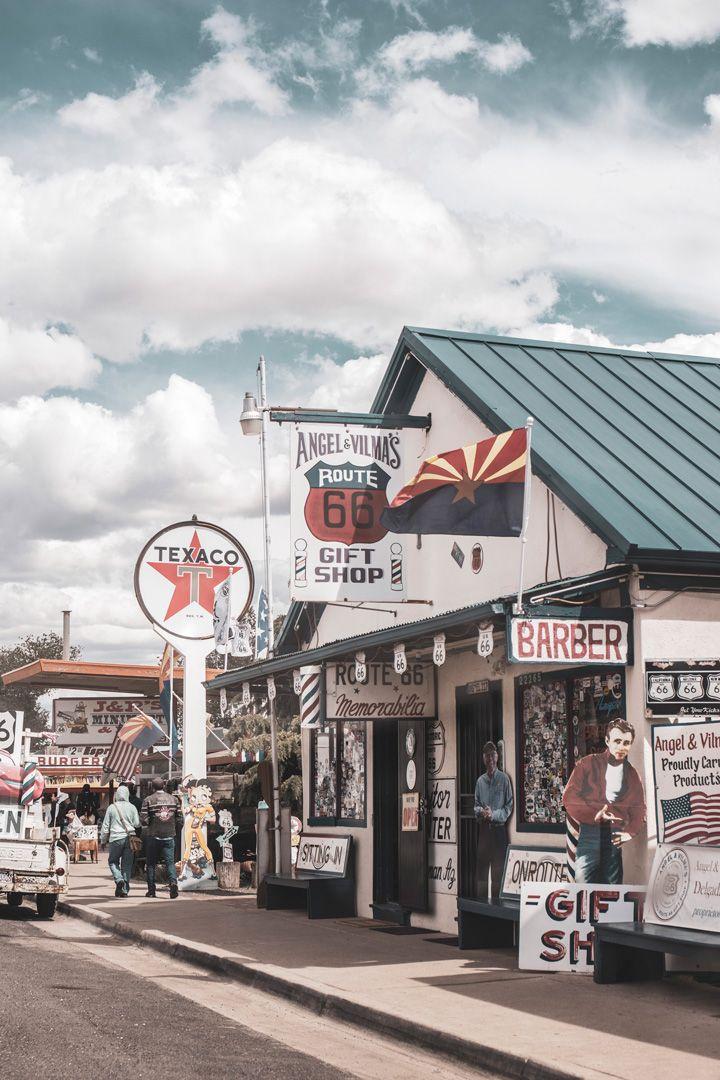 Road Trip USA West Coast von LA zum Monument Valley - Route, Stopps, Unterkünfte & Kosten