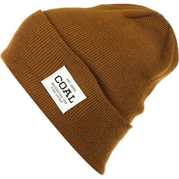 Coal Uniform Beanie (29 CAD) ❤ liked on Polyvore featuring accessories e3e4f9e8d8fb