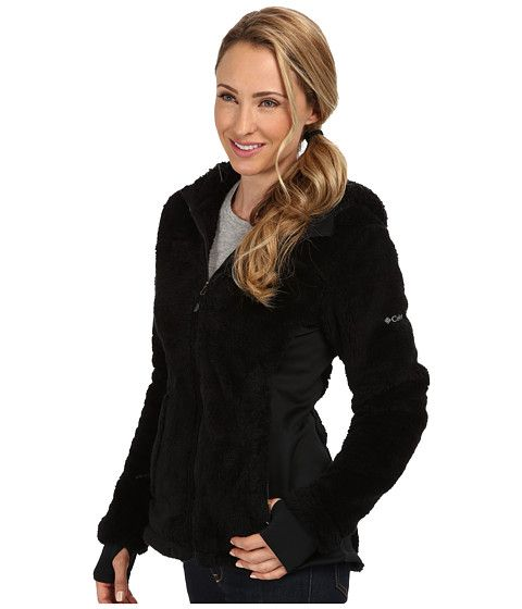 Columbia Polar Yeti™ Plush Fleece Jacket Inkling - Zappos.com Free ...