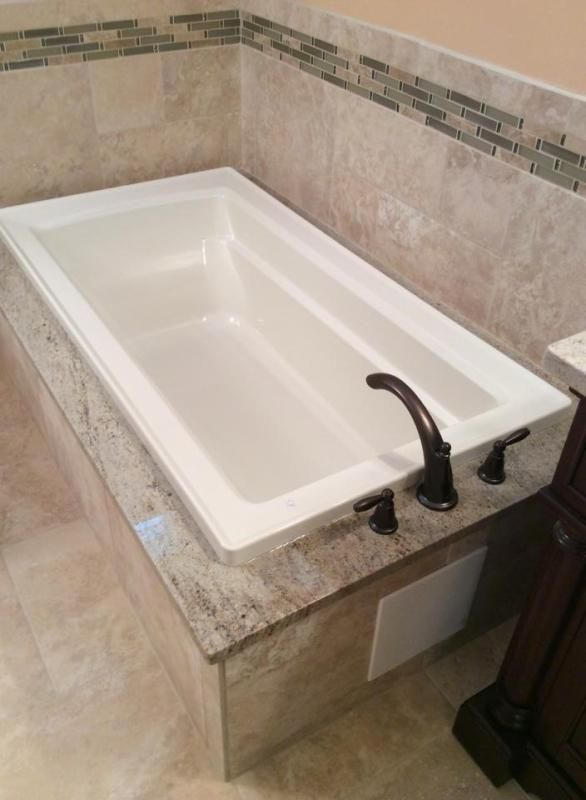 Pin By Brenda Gladden On Stand Alone Tub In 2020 Bathroom Tub Shower Combo Rustic Master Bathroom Master Bathroom Design