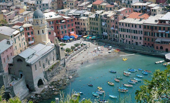 Cingue terre Italie, foto E .klevrr