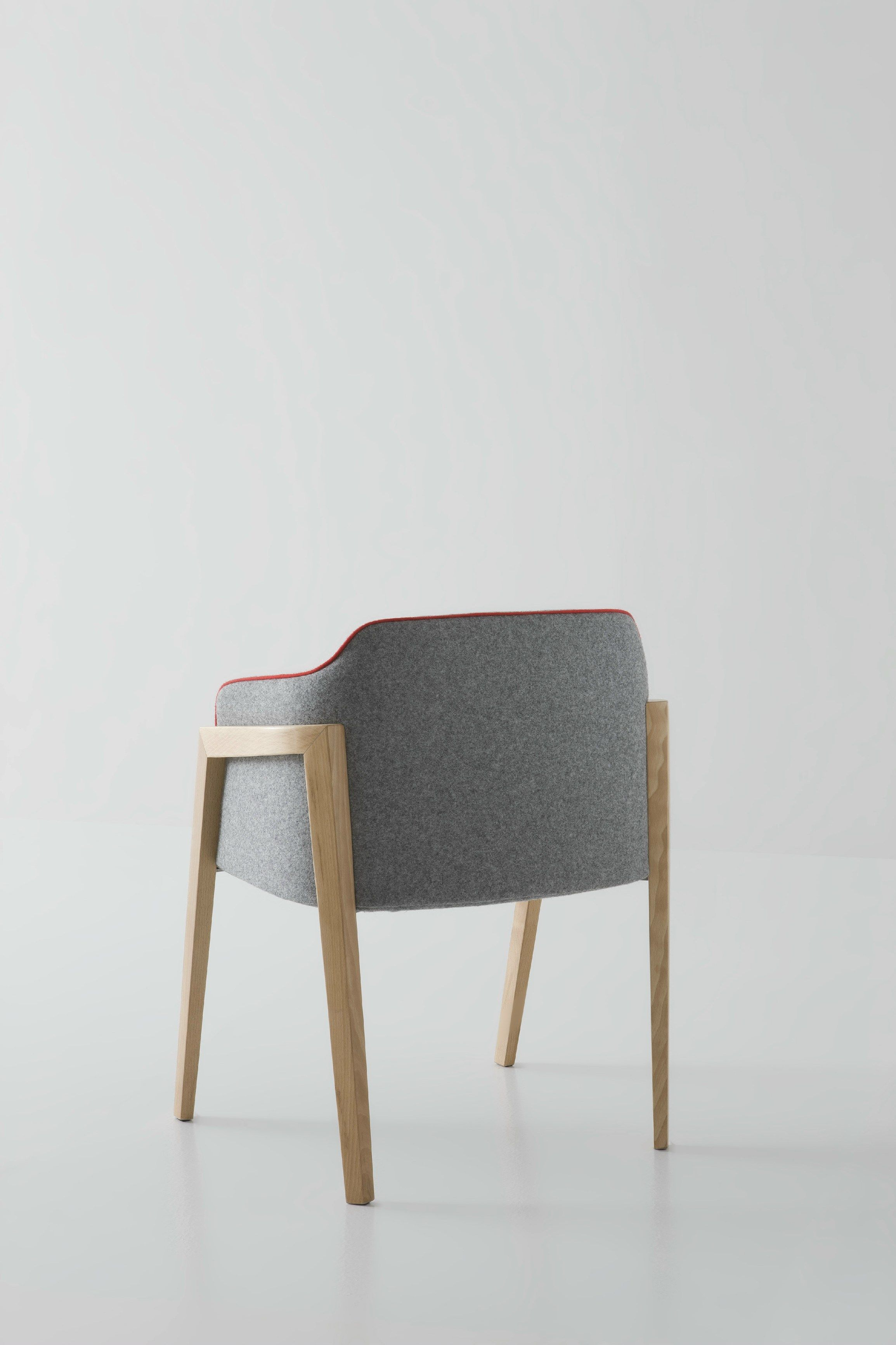 UPHOLSTERED EASY CHAIR WITH ARMRESTS CHEVALET BY GABER | DESIGN  FAVARETTOu0026PARTNERS