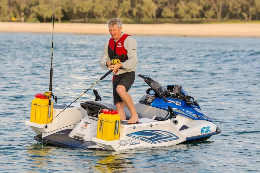 Yamaha Waverunner FX HO with Shoreline Tubby: Review - www