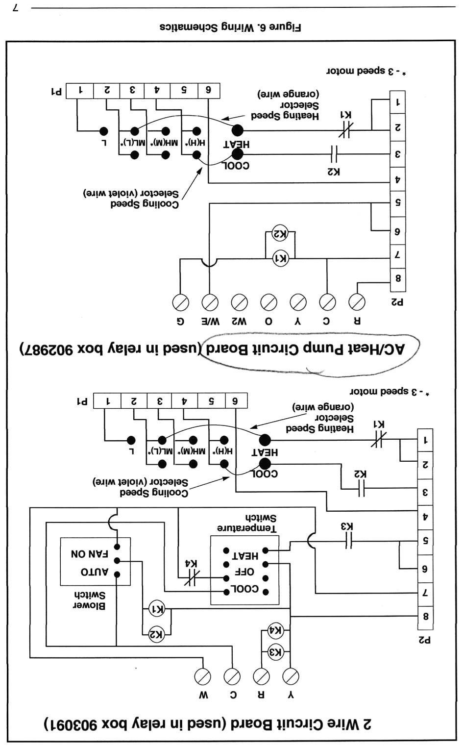 Awesome nordyne thermostat Wiring Diagram in 2020