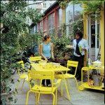 Fermob tuinmeubelen, voor een kleurrijke zomer