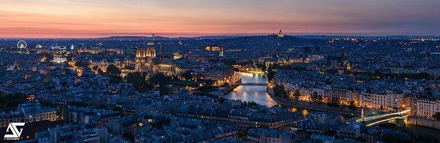 From Jussieu | Paris, France Facebook / Google+ / Instagram | A.G. Photographe | Flickr