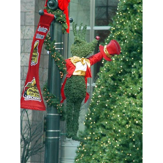 Commercial Holiday Displays, Commercial Christmas Decorations